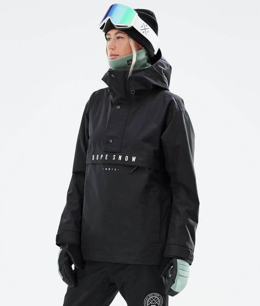 Dope Legacy W Snowboardjacke Black