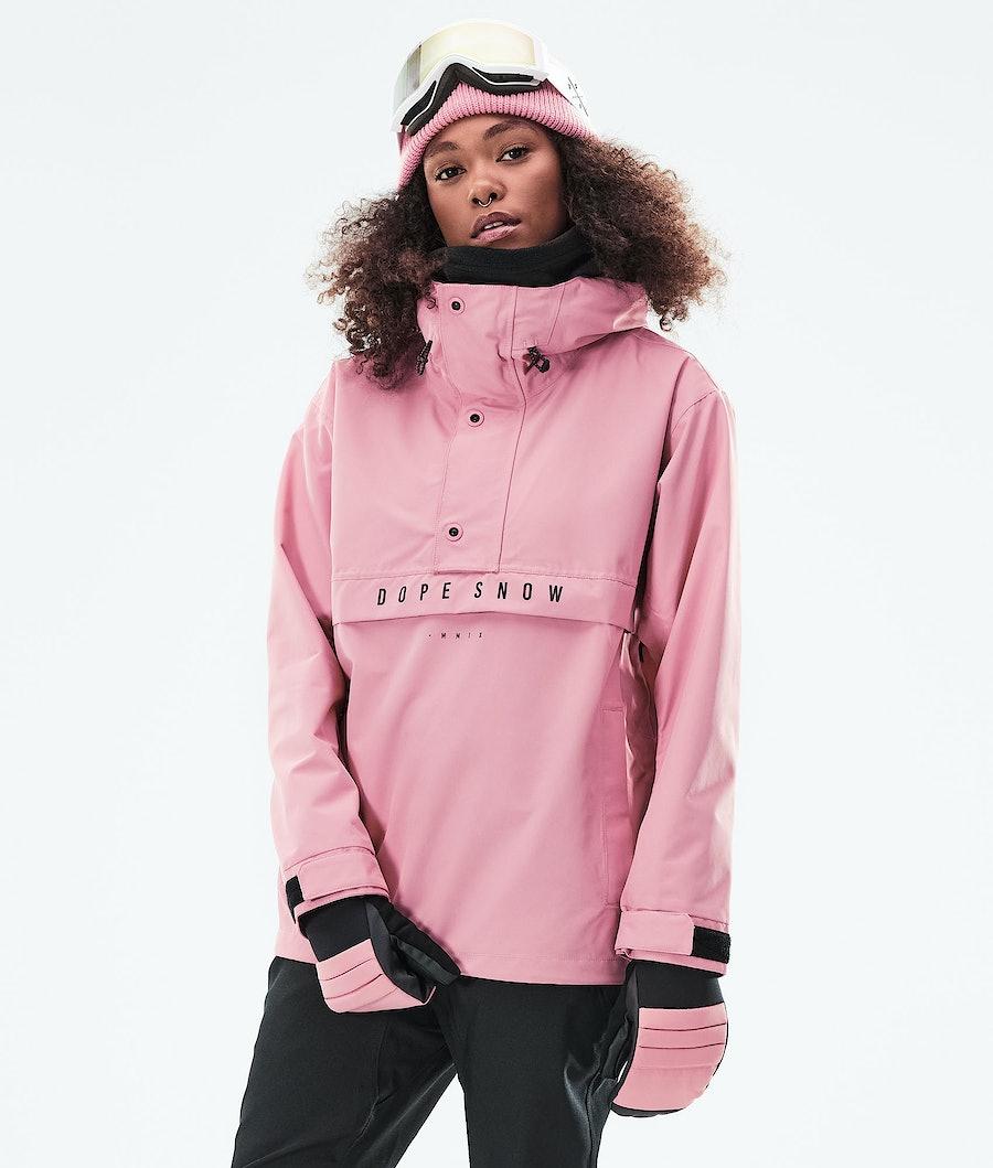 Dope Legacy W Snowboardjacka Pink