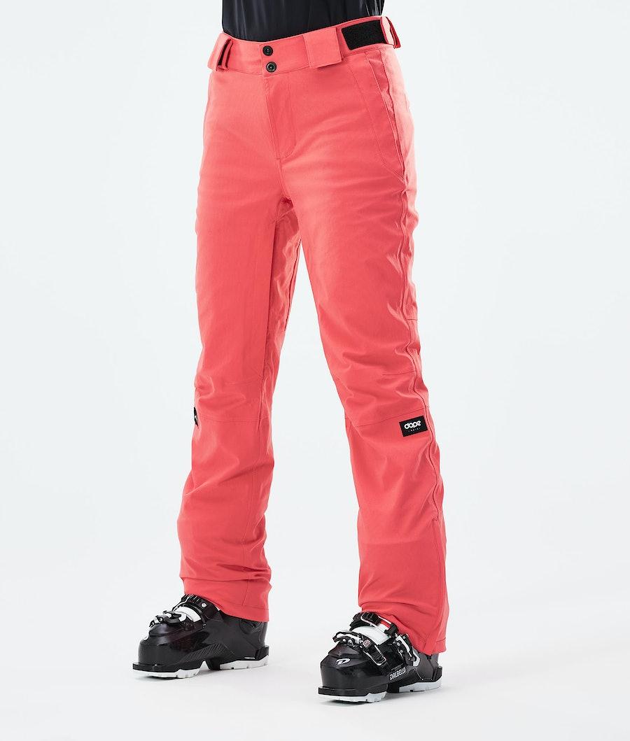 Con W Ski Pants Women Coral