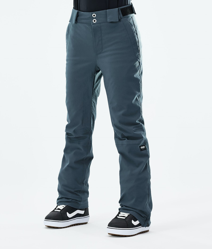 Dope Con W Pantaloni Snowboard Metal Blue