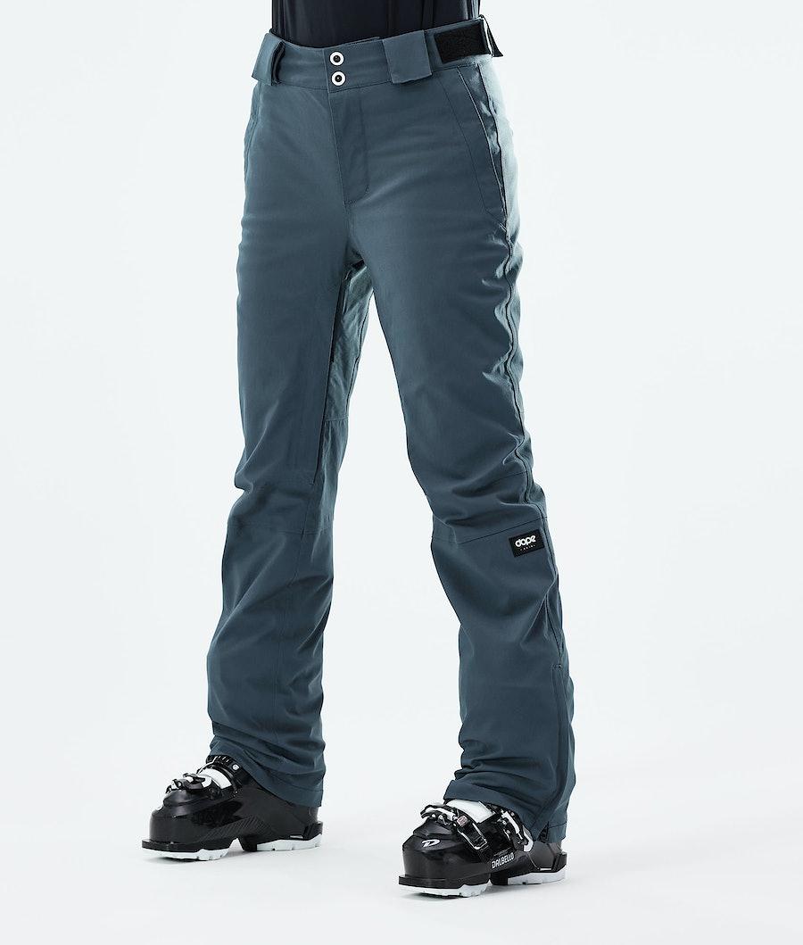 Dope Con W Ski Pants Metal Blue