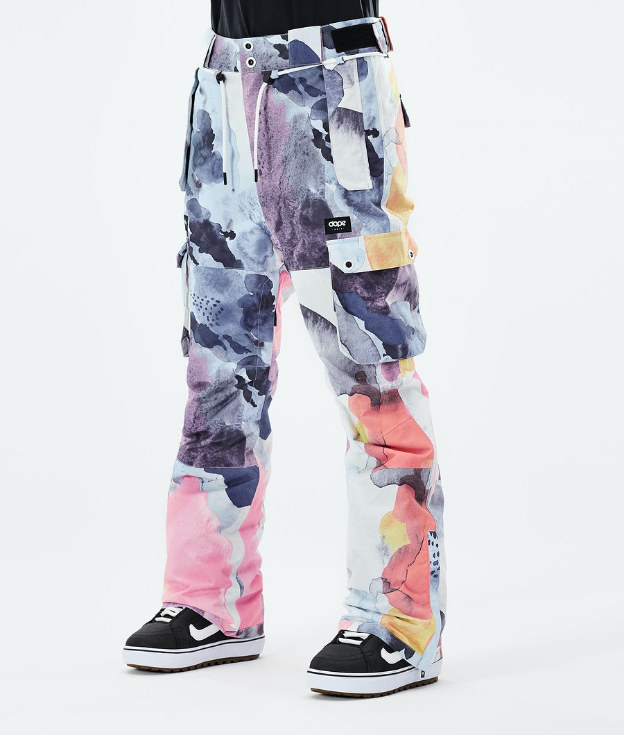 Dope Iconic W Pantaloni Snowboard Ink