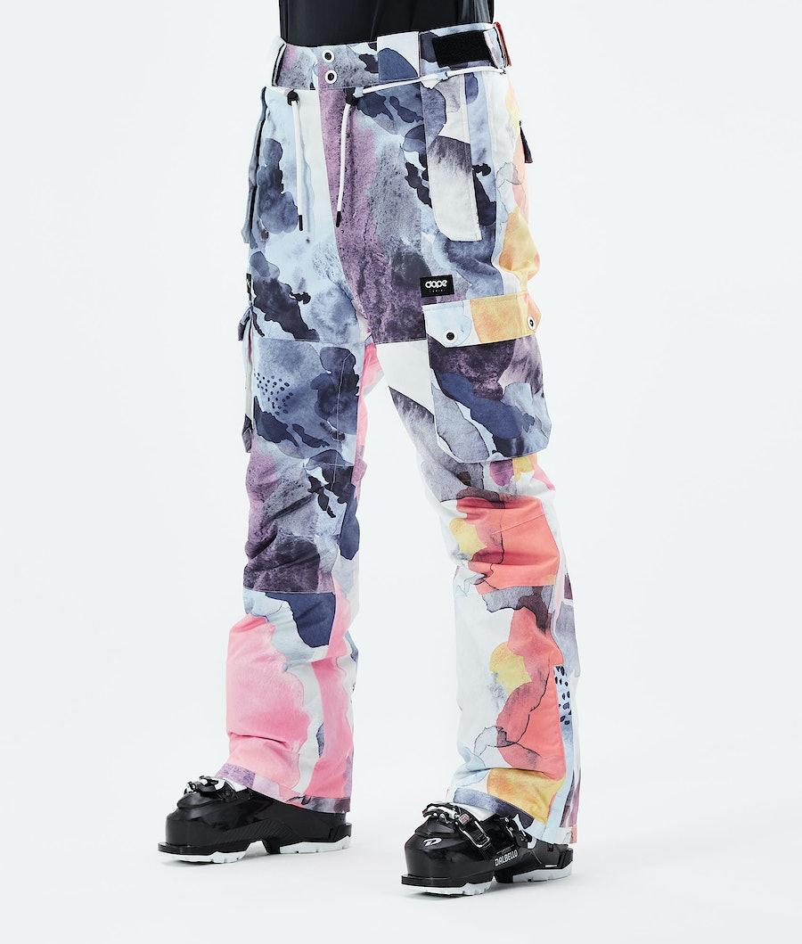 Dope Iconic W Ski Pants Ink