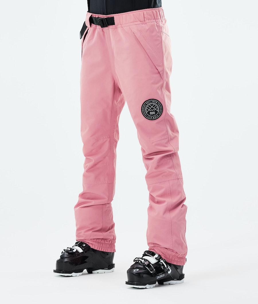 Dope Blizzard W Ski Pants Pink