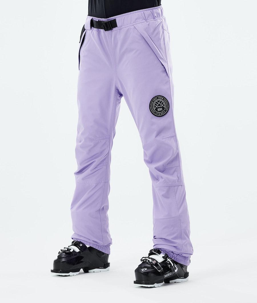 Dope Blizzard W Ski Pants Faded Violet