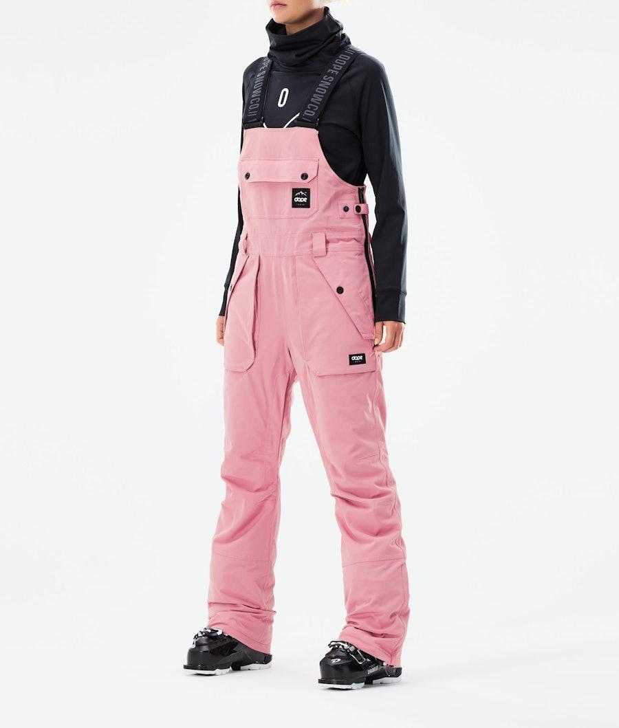 Notorious B.I.B W Ski Pants Women Pink