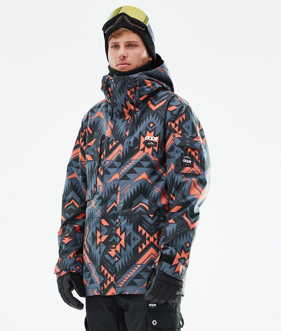 Dope Adept Veste Snowboard Cojiba Metal Blue