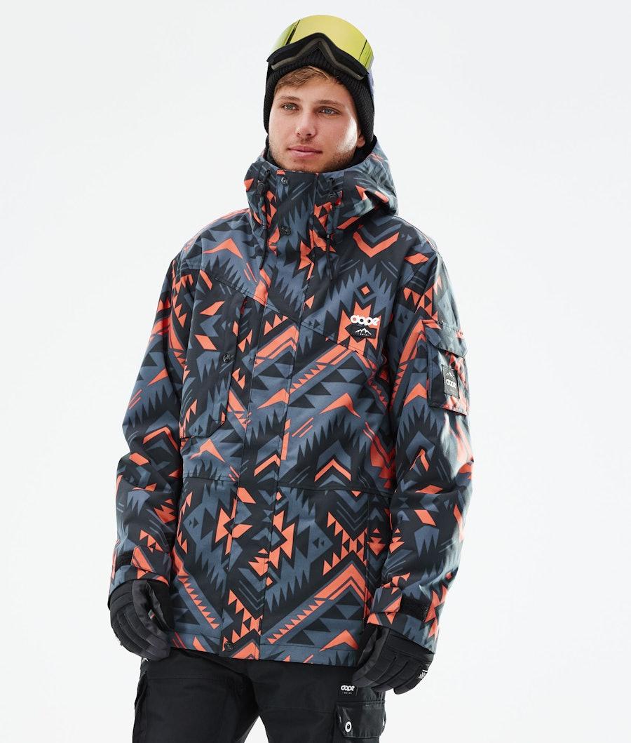 Dope Adept Skijacke Cojiba Metal Blue