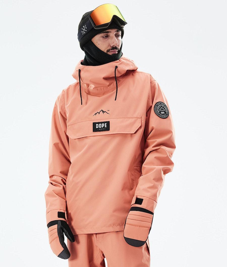 Dope Blizzard PO Skijacke Peach