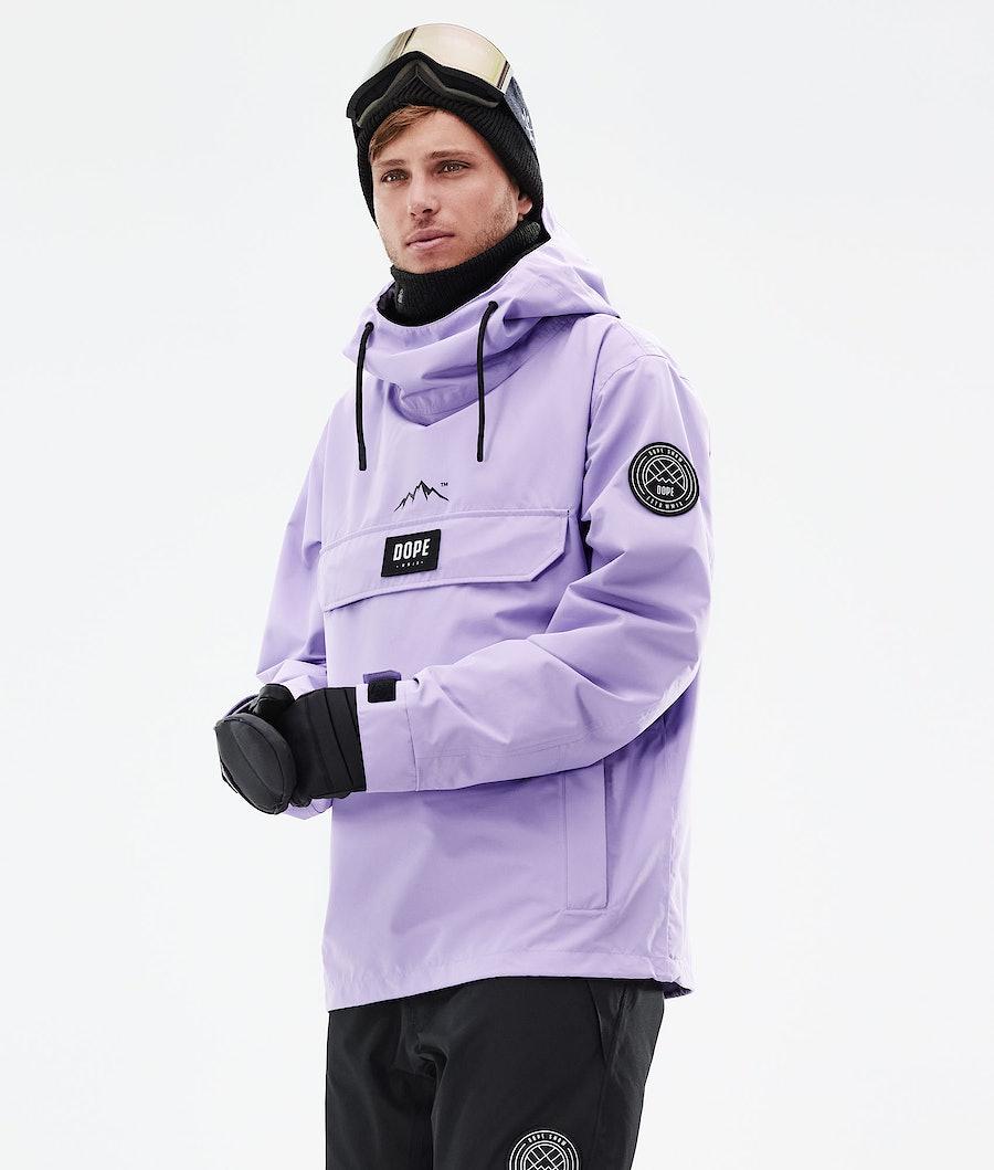 Blizzard PO Ski Jacket Men Faded Violet