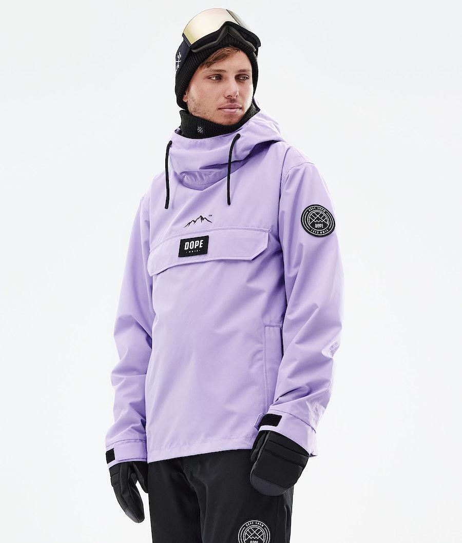 Dope Blizzard PO Snowboardjacka Faded Violet