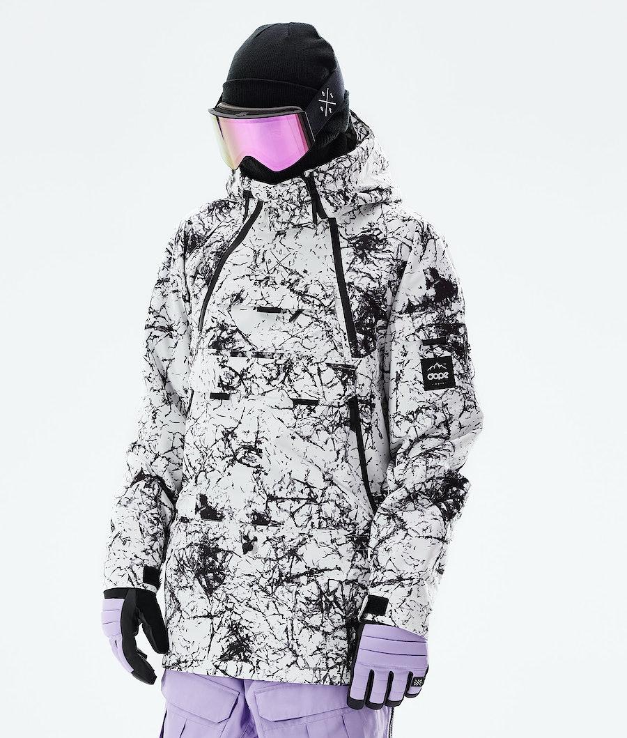 Akin Ski Jacket Men Rock