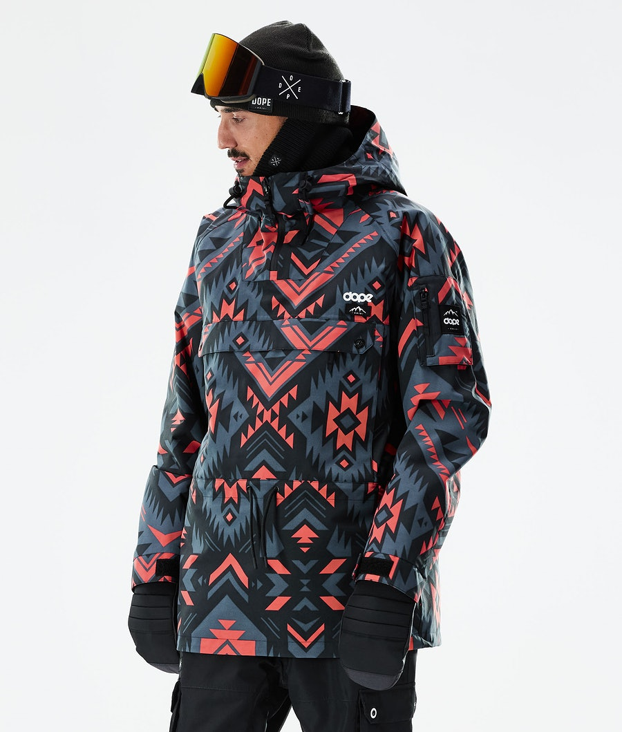 Dope Annok Snowboardjacka Cojiba Metal Blue