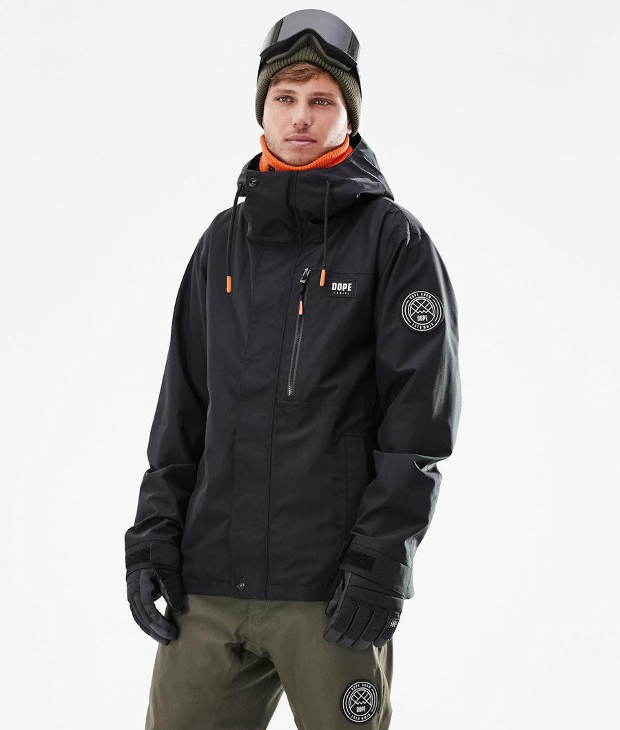 Dope Blizzard FZ Ski Jacket Black