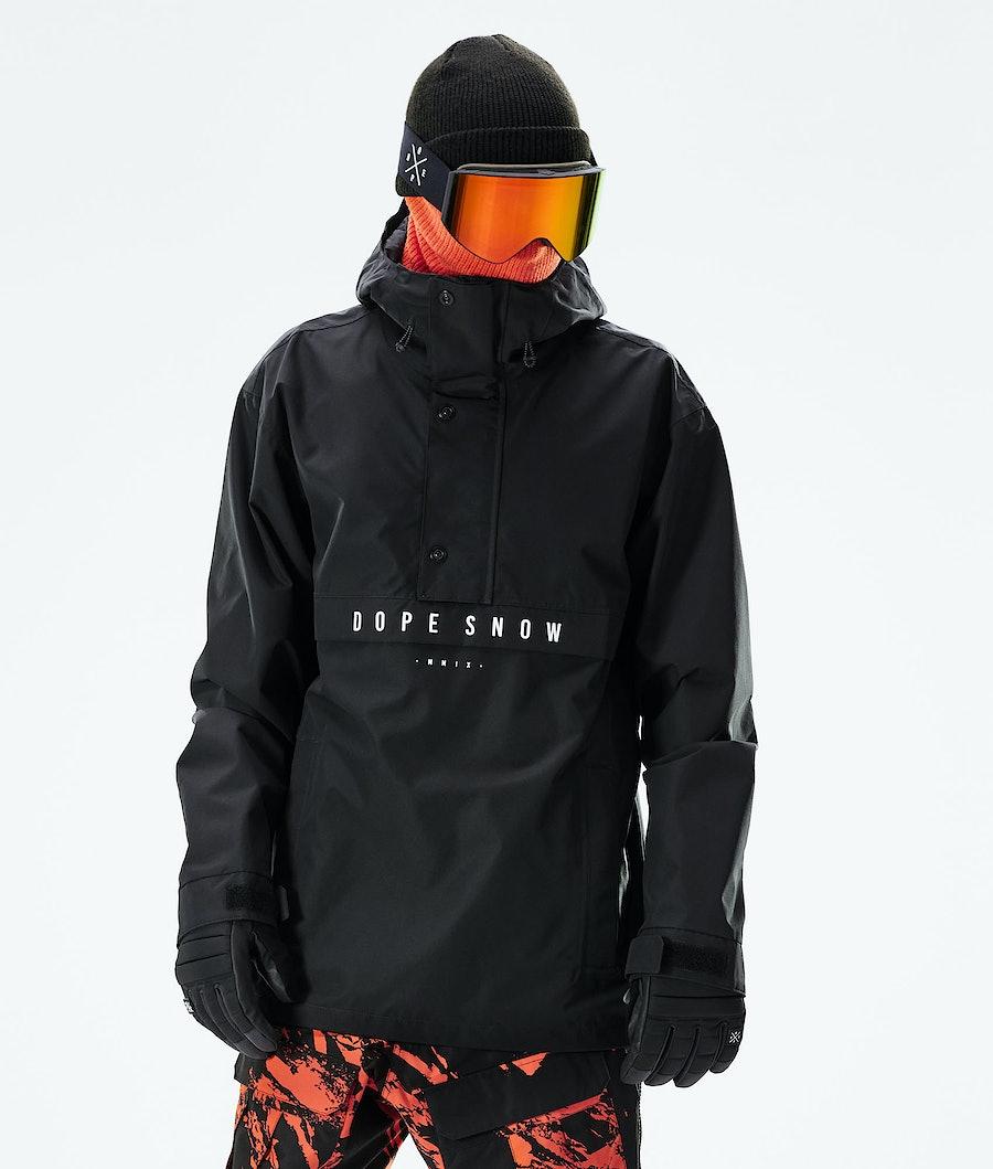 Legacy Snowboard Jacket Men Black