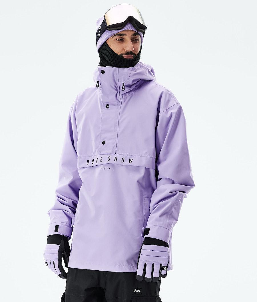 Legacy Ski Jacket Men Faded Violet