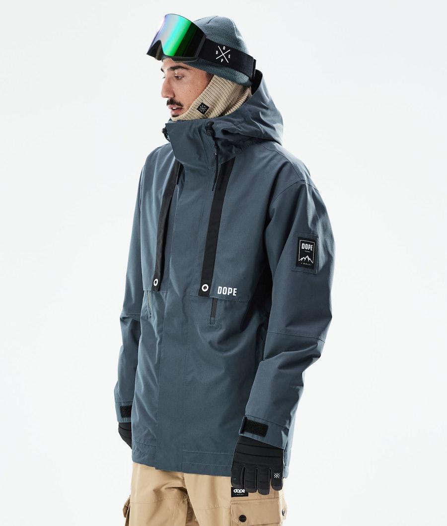 Dope Mojo Veste Snowboard Metal Blue