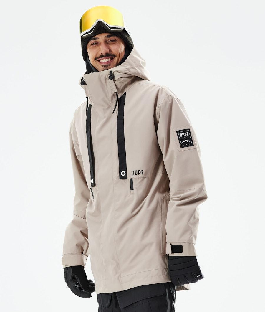 Dope Mojo Snowboard jas Sand