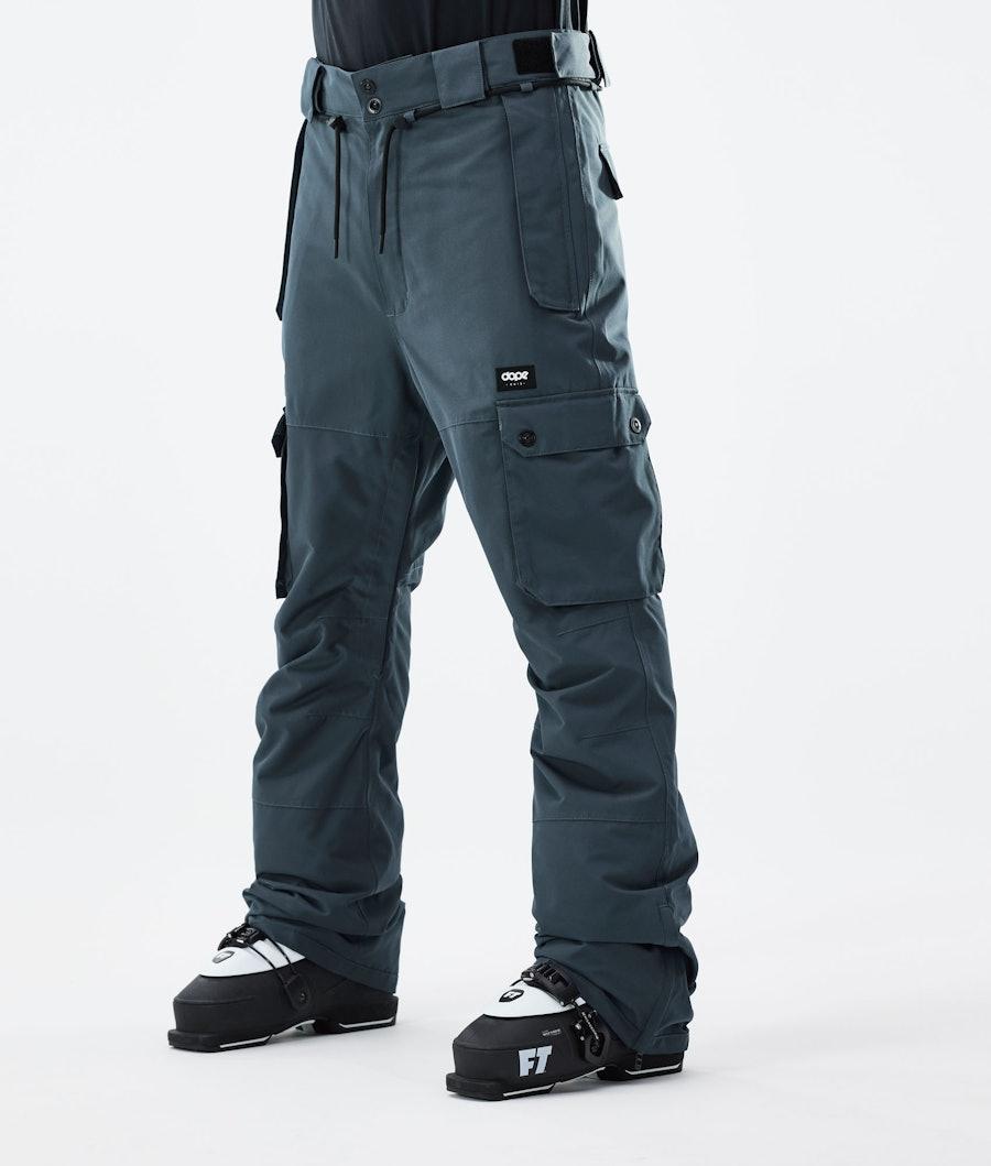 Dope Iconic Pantaloni Sci Metal Blue