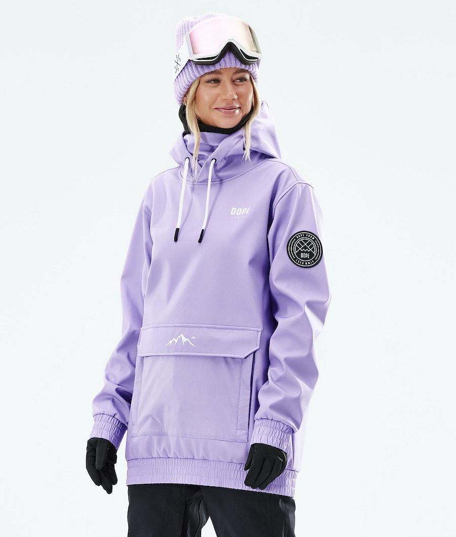 Dope Wylie W Veste Snowboard Faded Violet