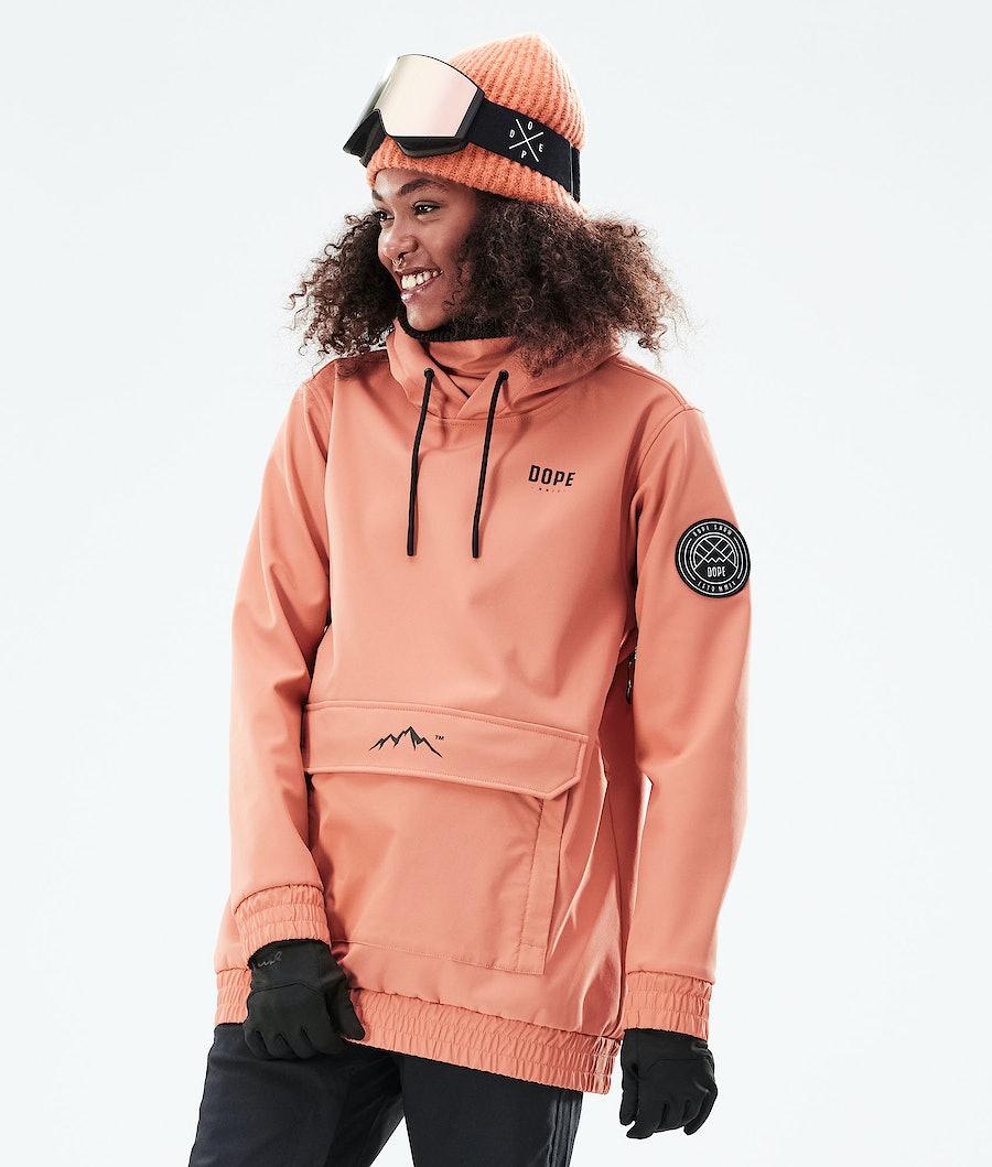 Dope Wylie W Snowboardjacke Peach