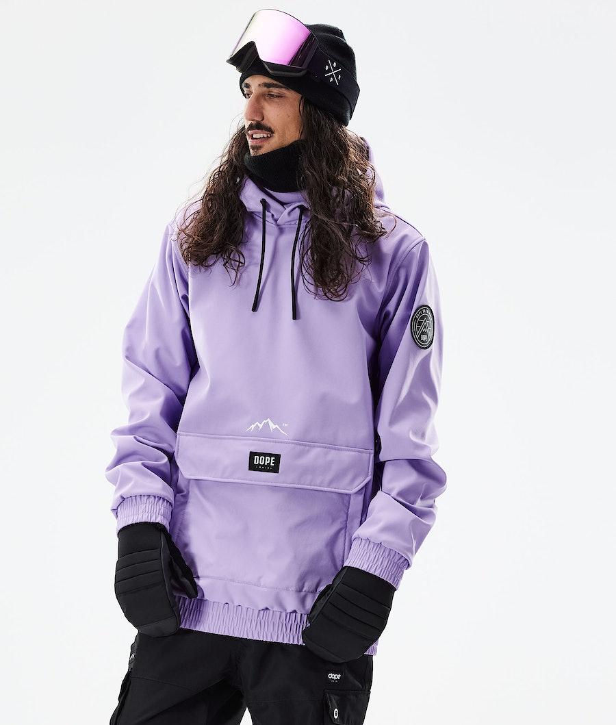 Dope Wylie Ski Jacket Faded Violet