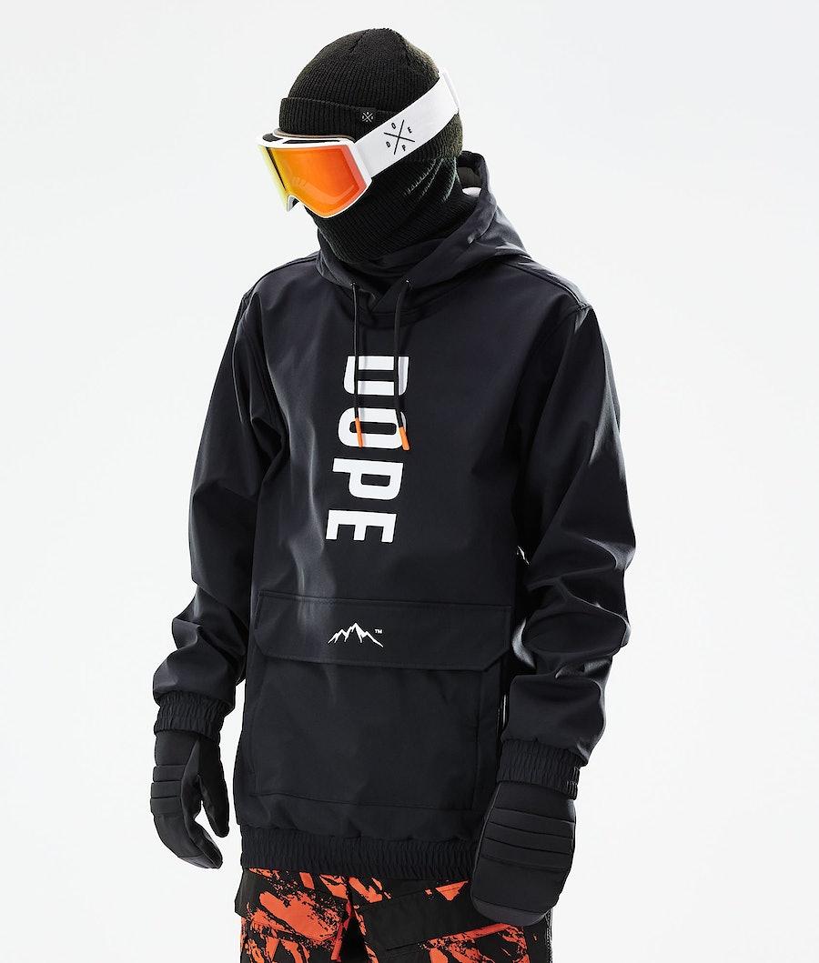 Dope Wylie Snowboardjacke Black