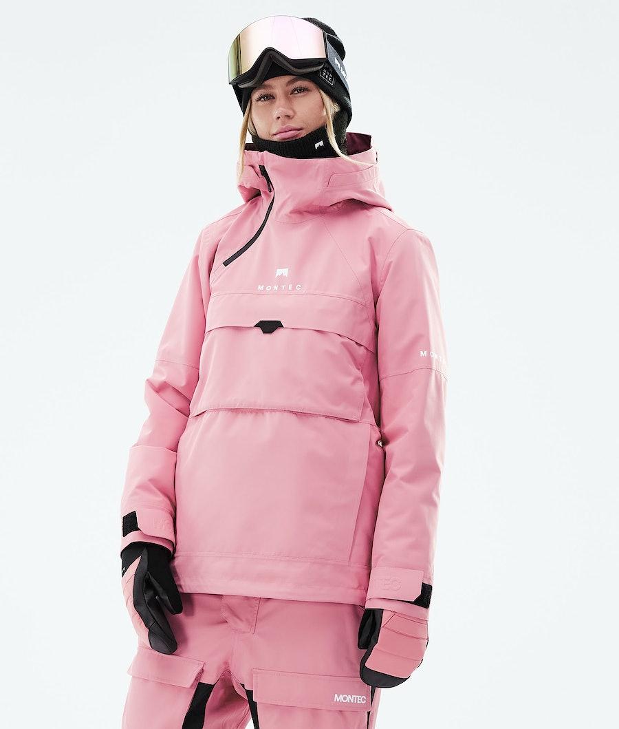 Montec Dune W Laskettelutakki Pink