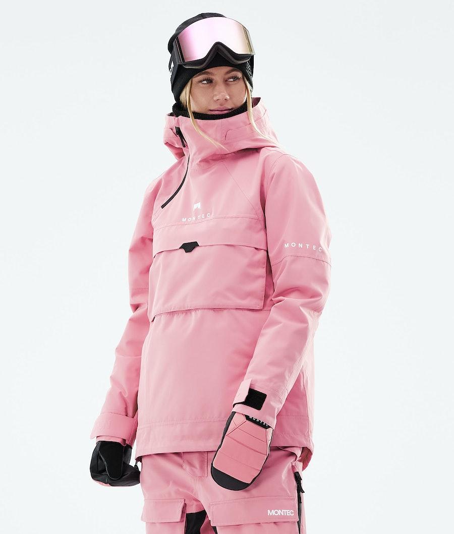 Montec Dune W Snowboardjacke Pink