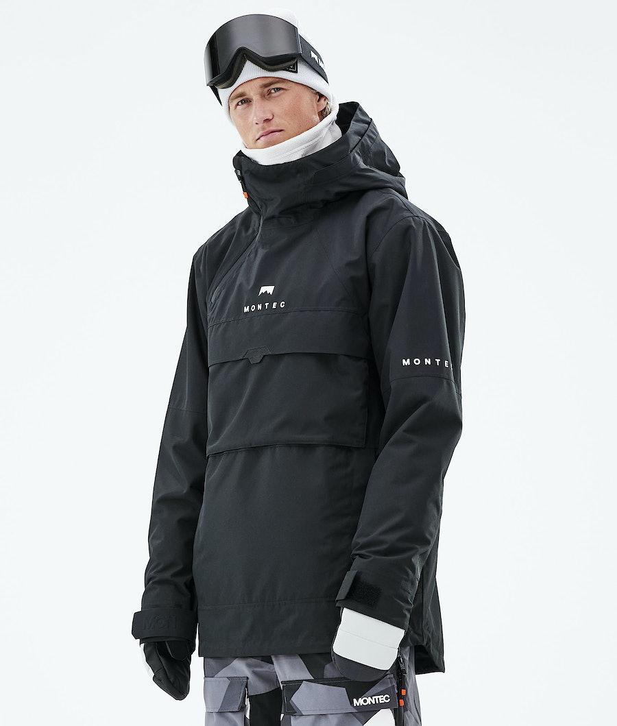 Montec Dune Snowboardjacka Black