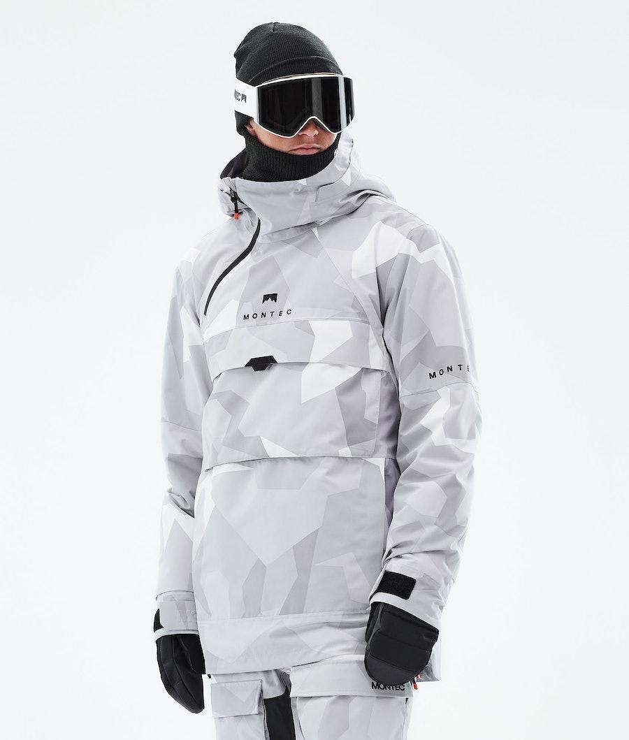 Montec Dune Giacca Snowboard Snow Camo
