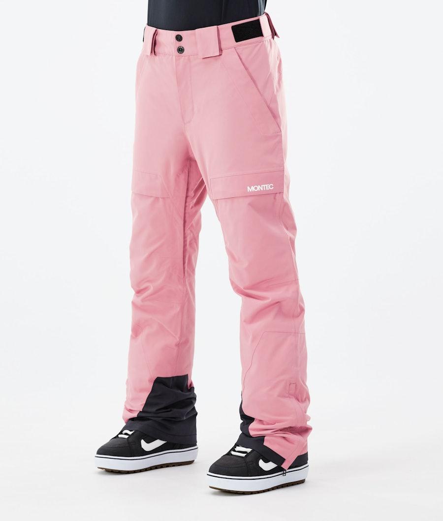 Montec Dune W Pantaloni Snowboard Pink