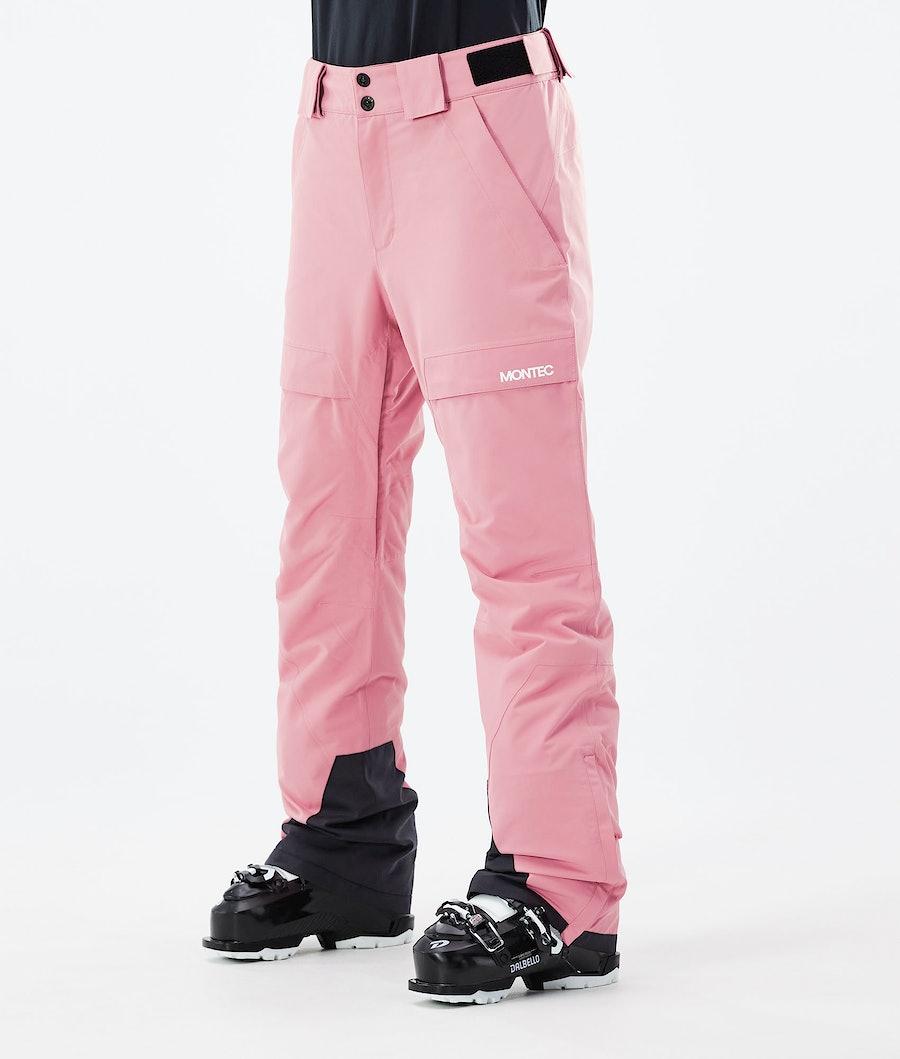 Montec Dune W Ski Pants Pink