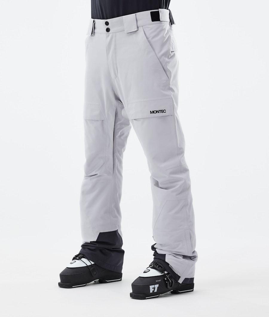 Dune Ski Pants Men Light Grey