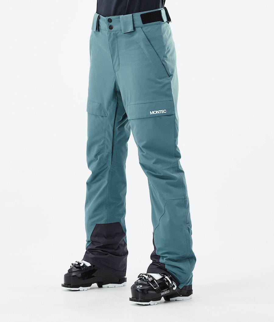 Dune W Ski Pants Women Atlantic