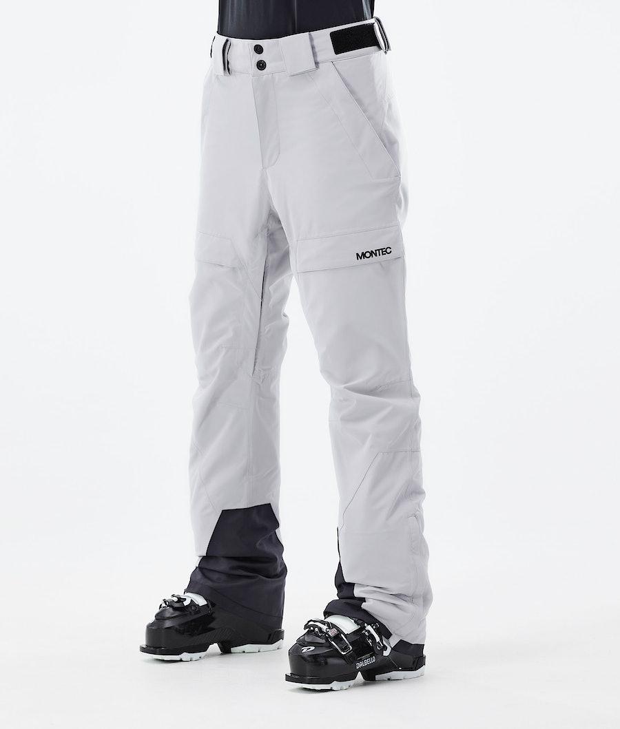 Dune W Ski Pants Women Light Grey