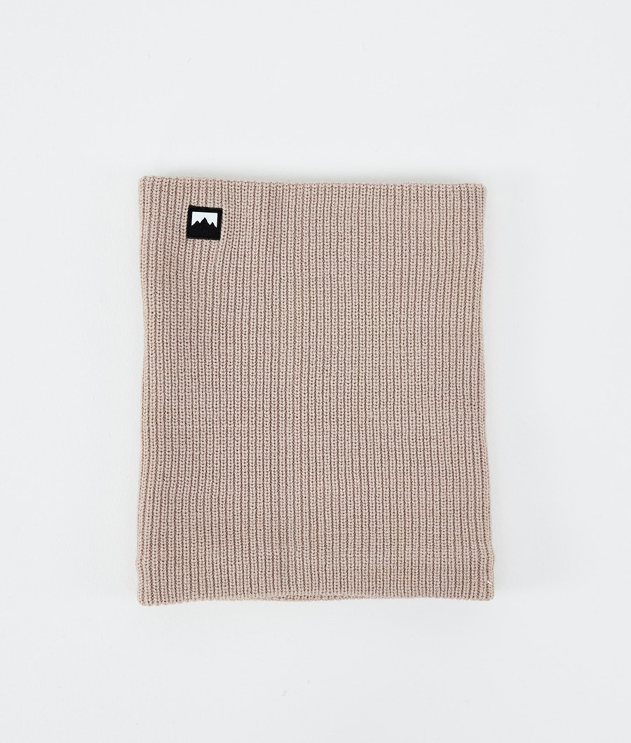 Classic Knitted Facemask Sand