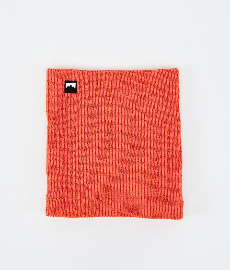 Montec Classic Knitted Ansiktsmask Orange