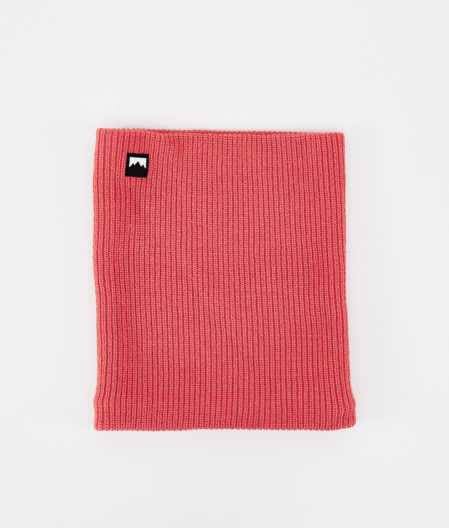 Montec Classic Knitted Ansiktsmask Coral