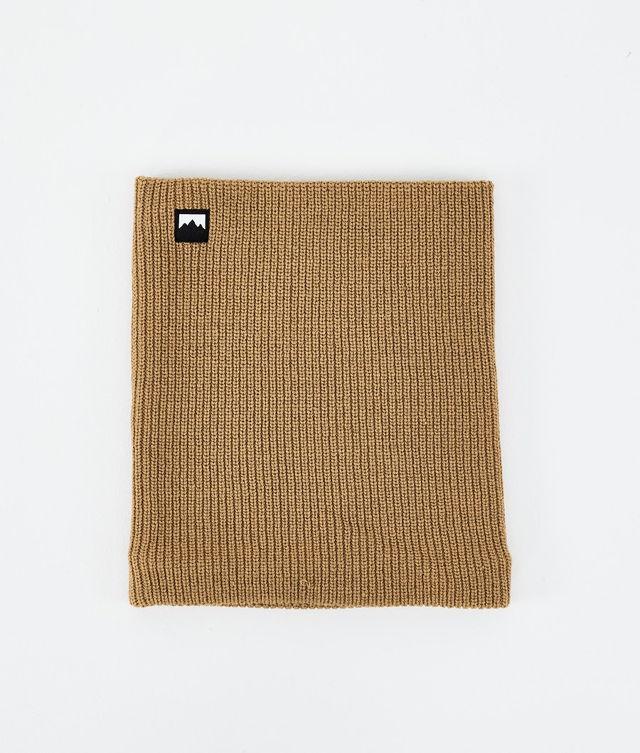 Montec Classic Knitted Schlauchtuch Gold