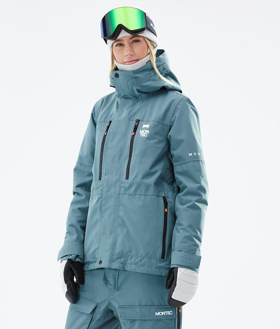 Montec Fawk W Snowboard Jacket Atlantic