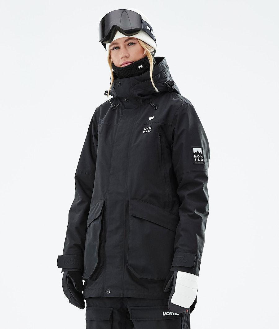 Montec Virago W Ski Jacket Black