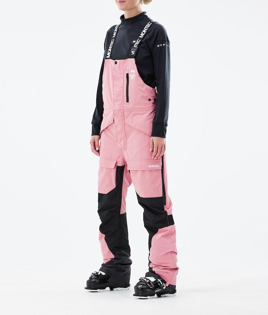 Fawk W Ski Pants Women Pink/Black