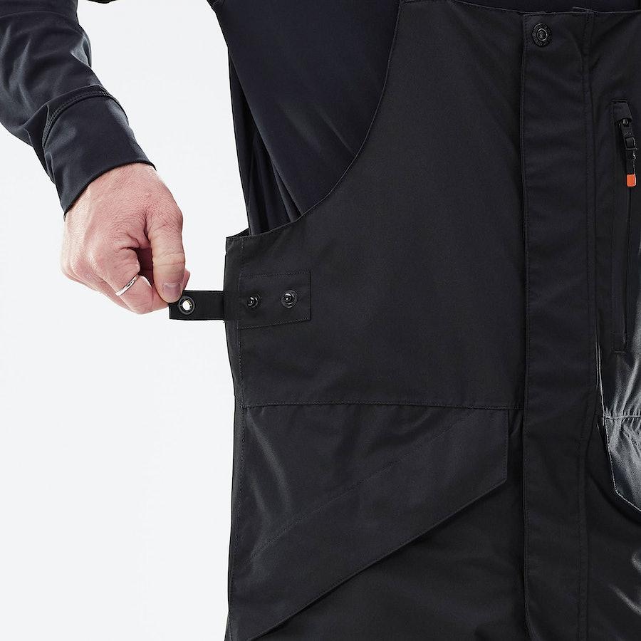 Snapper-Adjustable Waist