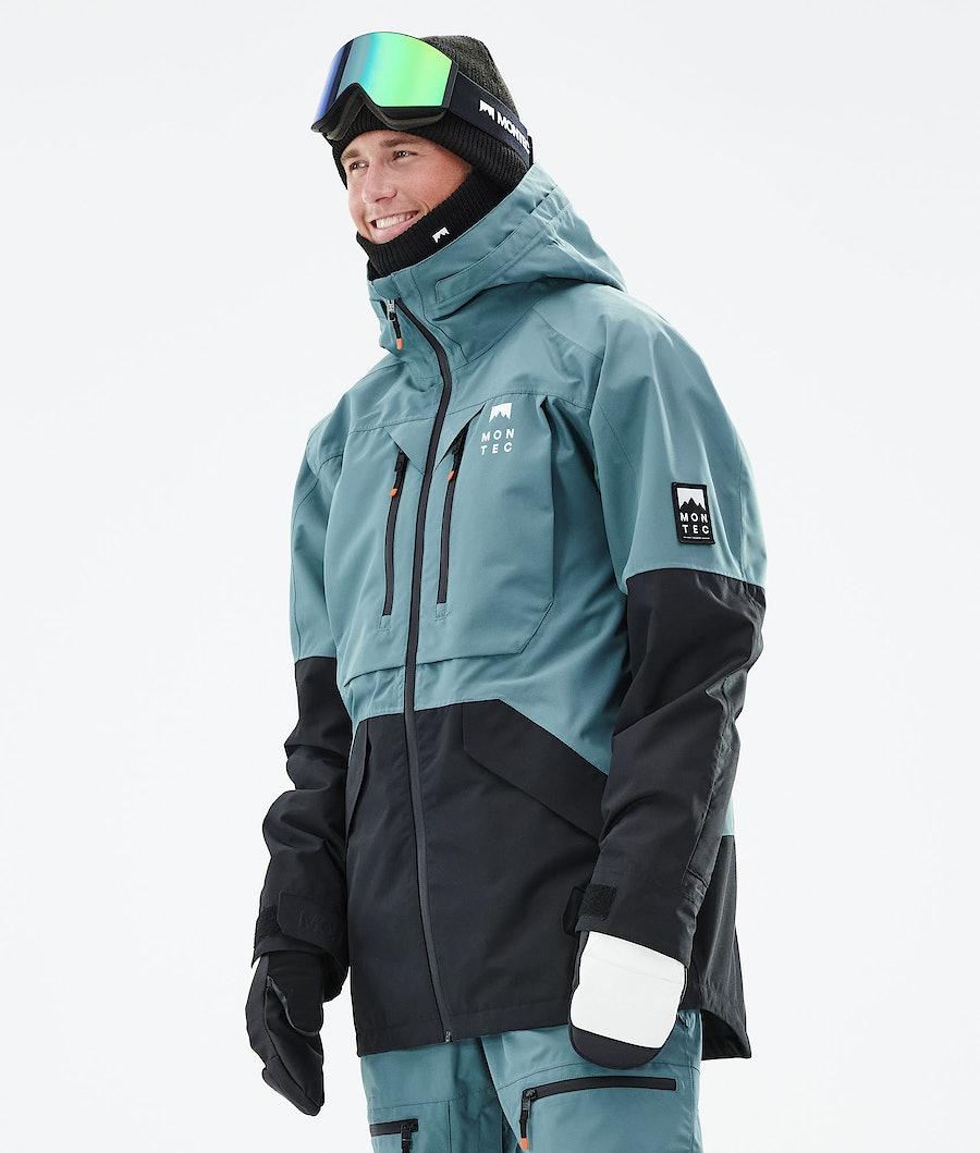Montec Moss Snowboardjacka Atlantic/Black