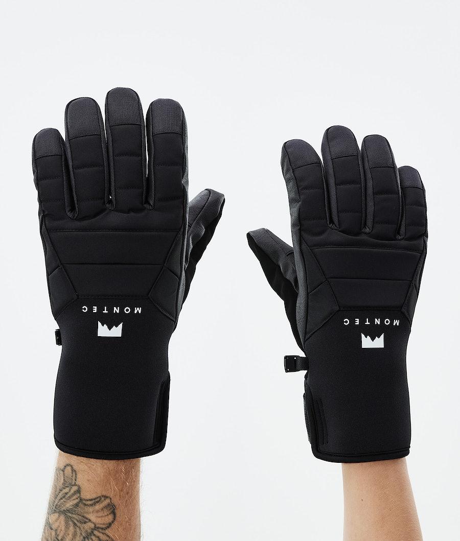 Kilo Glove Ski Gloves Black
