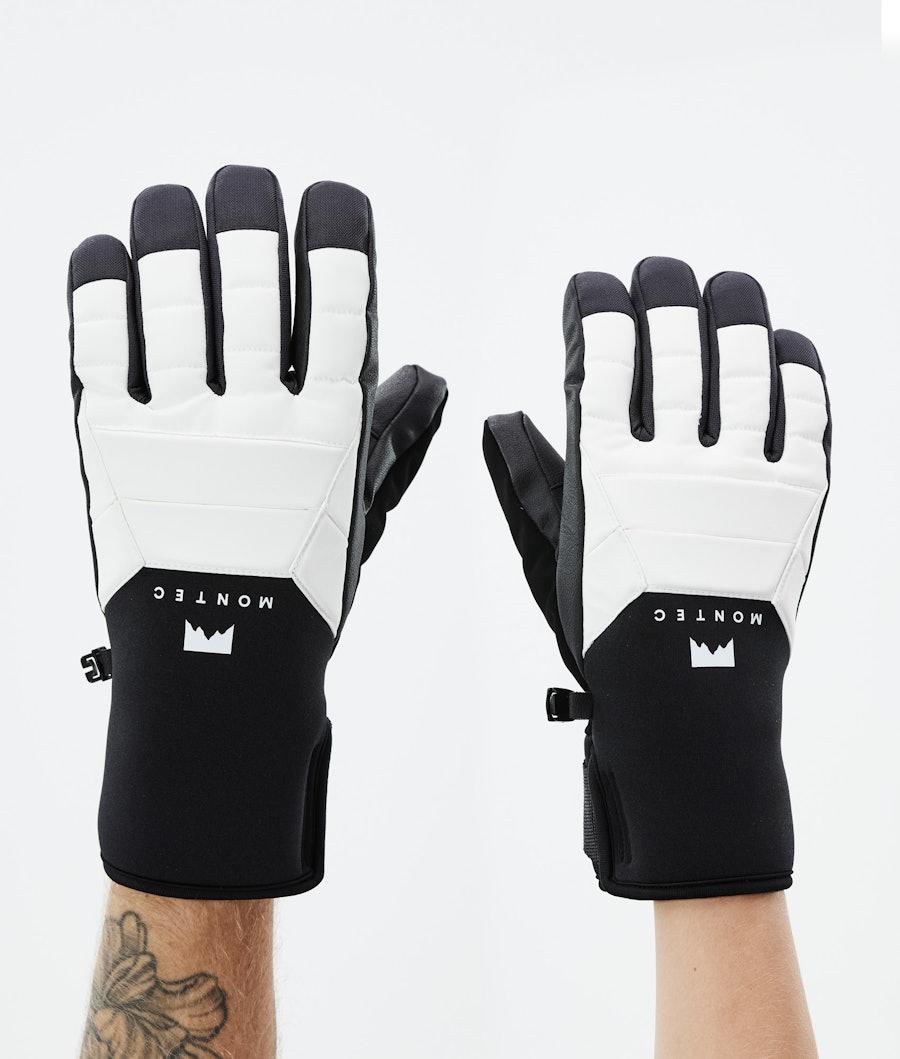 Kilo Glove Ski Gloves White