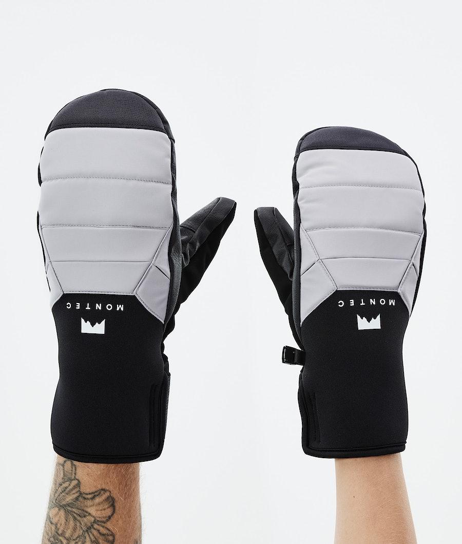 Kilo Mitt Ski Gloves Light Grey