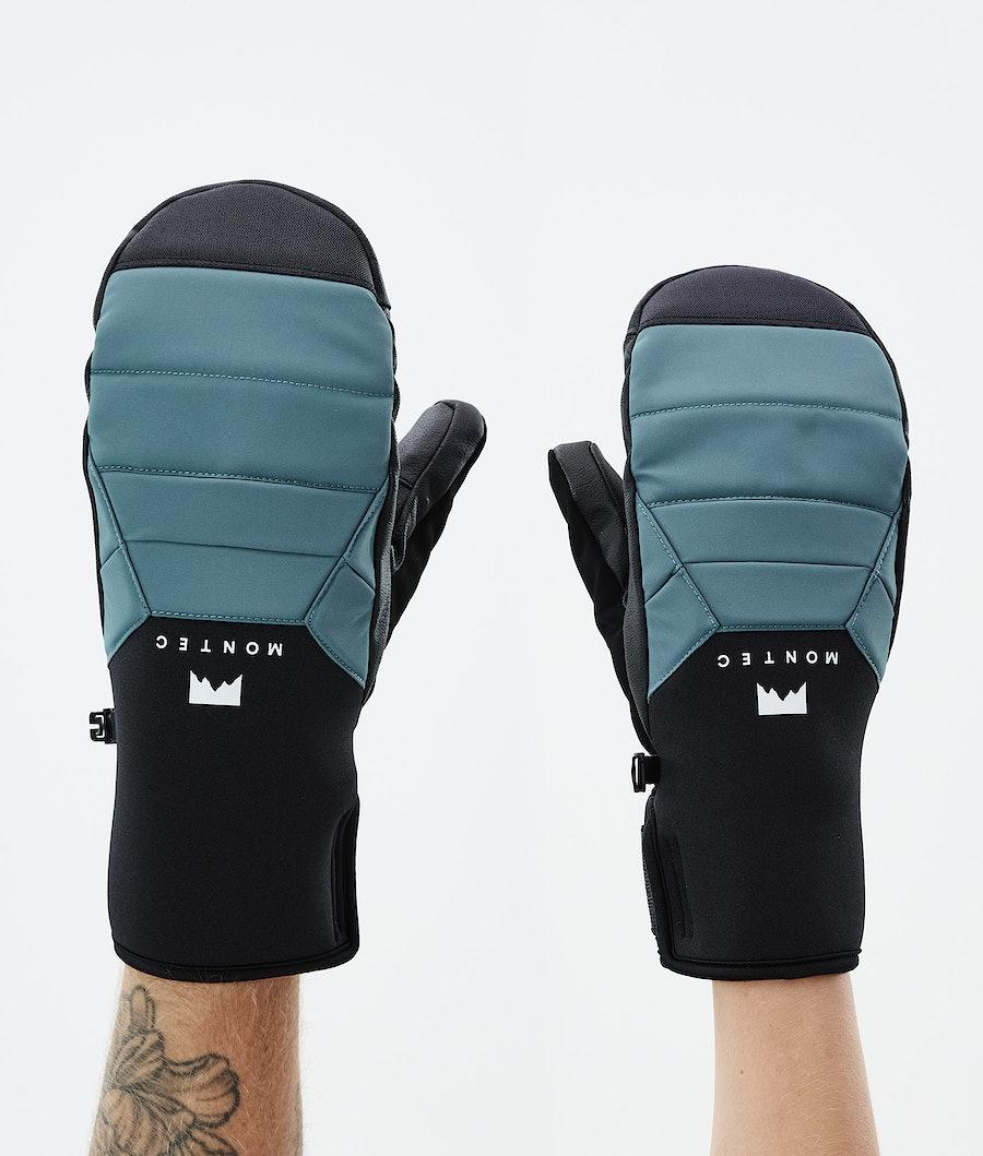 Kilo Mitt Ski Gloves Atlantic