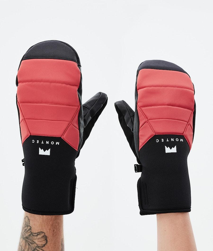 Kilo Mitt Ski Gloves Coral
